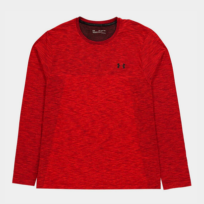 Under Armour Siphon Long Sleeve Tee Mens