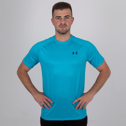 Under Armour Tech Printed S/S Training T-Shirt