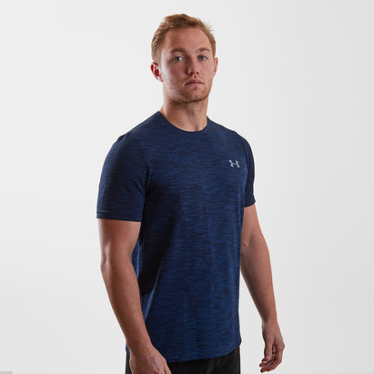 Under Armour Siphon Fade S/S Training Top