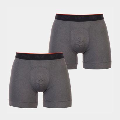 Nike Mens Training Boxer Briefs (2 Pack)