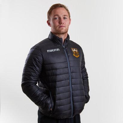 Macron Northampton Saints 2018/19 Players Match Day Rugby Jacket