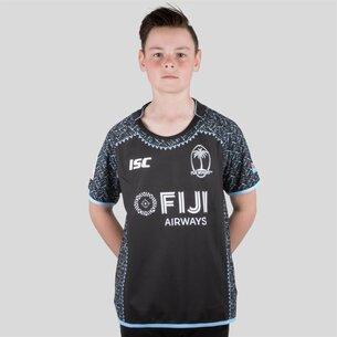 ISC Fiji 7s 2018/19 Kids Alternate S/S Rugby Shirt
