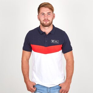 Rugby Division Rampage Polo Shirt Mens