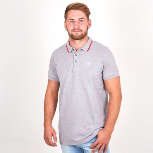Rugby Division Andre Graphic Rugby Polo Shirt