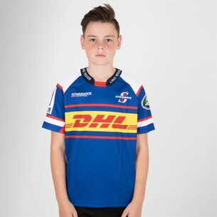 Genuine Connection Promotions Stormers 2018 Home Kids Super Replica Shirt