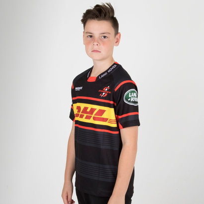 Genuine Connection Promotions Stormers 2018 Alternate Kids Super Replica Shirt