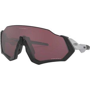 Oakley Flight Jacket Matte Black Prizm Road Black Lens