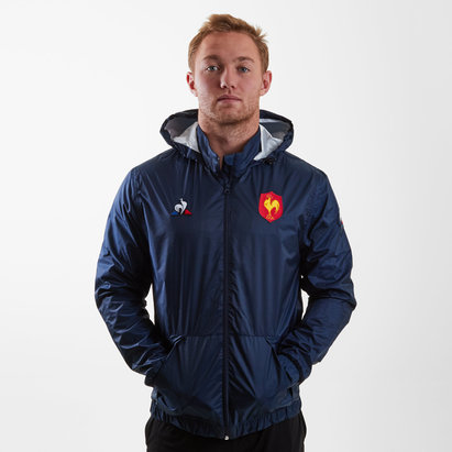 Le Coq Sportif France 2018/19 Rugby Training Jacket