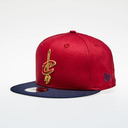 New Era NBA Cleveland Cavaliers Team 9Fifty Snapback Cap b2908cc7e09