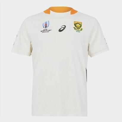 Asics South Africa RWC19 Alternate Pro Shirt Mens