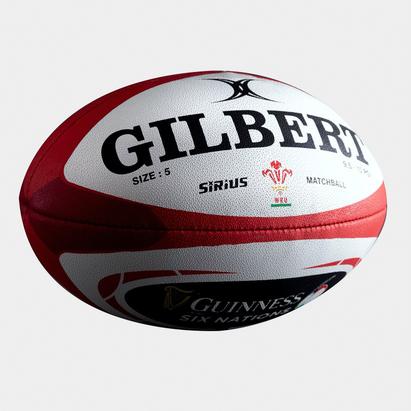 Gilbert Wales Official 6N Match Ball