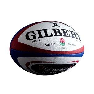 Gilbert England Official 6N Match Ball