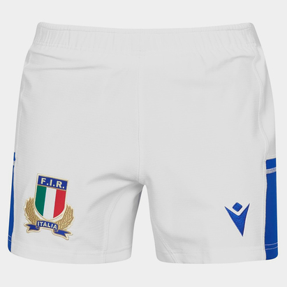 Macron Italy 21/22 Home Shorts Mens