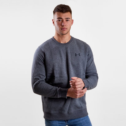 Under Armour Rival Fleece Solid Fitted Crew Sweat