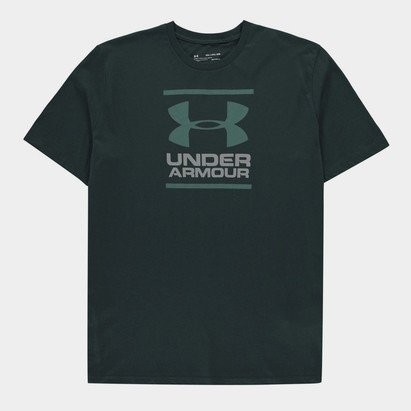 Under Armour Foundation Short Sleeve T Shirt Mens