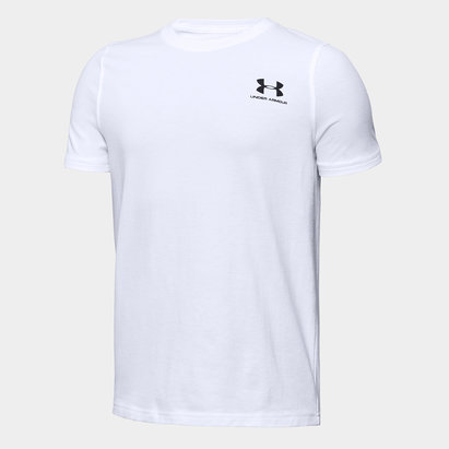 Under Armour EU Kids S/S T-Shirt