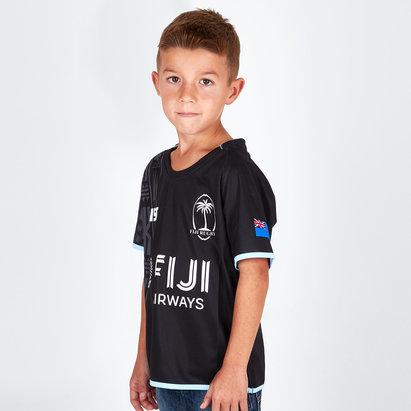 ISC Fiji 2018/19 Kids Alternate S/S Replica Rugby Shirt