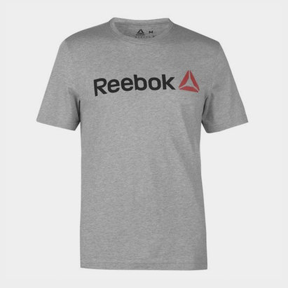 Reebok Graphic Series Training T Shirt Mens
