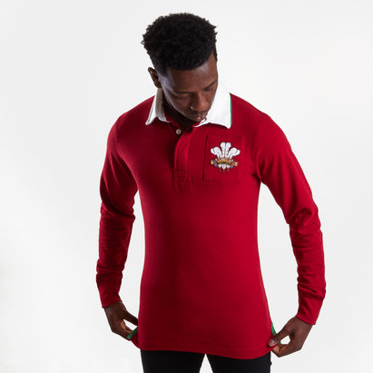 VX-3 Wales 2019/20 Vintage Rugby Shirt