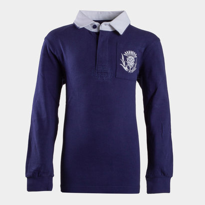 VX-3 Scotland 2019/20 Kids Vintage Rugby Shirt