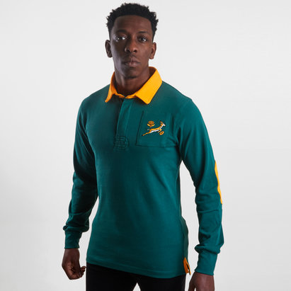 VX-3 South Africa 2019/20 Vintage Rugby Shirt