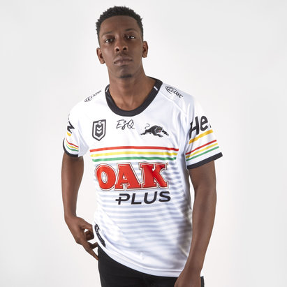 Classic Sportswear Penrith Panthers 2019 NRL Alternate S/S Rugby Shirt