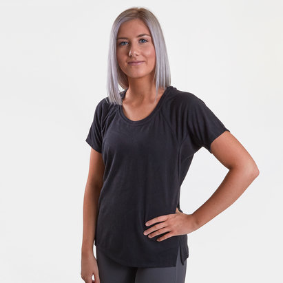 adidas Aeroknit Ladies Training T-Shirt