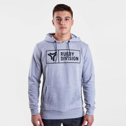 Rugby Division Basic Hoodie Mens