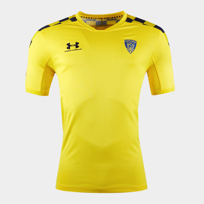 Under Armour Clermont Auvergne 2019/20 Home Replica Shirt