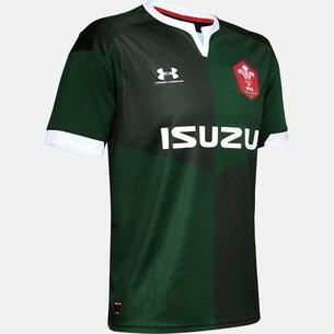 Under Armour Wales Rugby Alternate Shirt 2019 2020