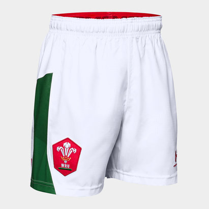 Under Armour Wales WRU 2019/20 Kids Alternate Shorts