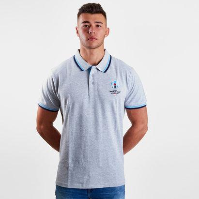RWC 2019 Pique Classic Polo Shirt