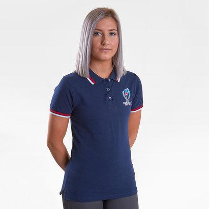 RWC 2019 Pique Ladies Classic Polo Shirt