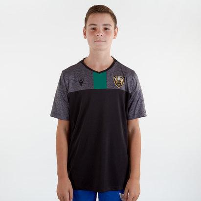 Macron Northampton Saints 2019/20 Kids Training T-Shirt
