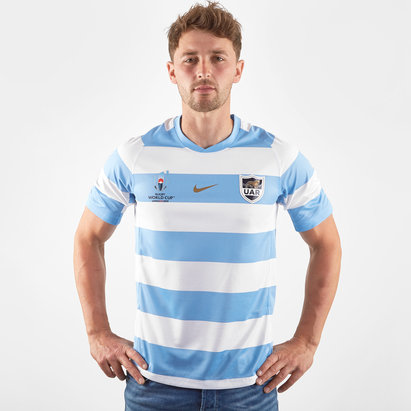 Nike Argentina RWC 2019 Home S/S Replica Shirt