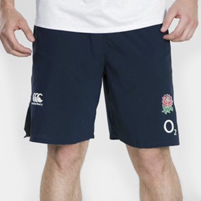 Canterbury England 2019/20 Players Woven Gym Shorts
