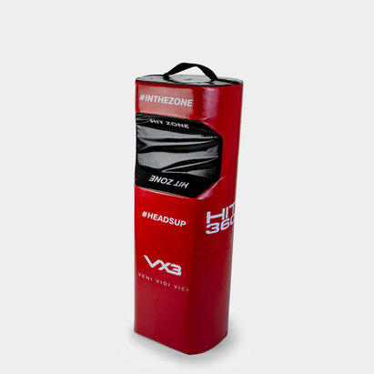 VX3 HIT 360 2/3 Rugby Tackle Bag