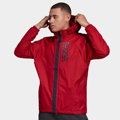 adidas WND Full Zip Hooded Jacket