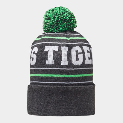 Kukri Leicester Tigers 2019/20 Bobble Hat
