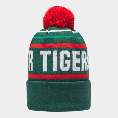 Kukri Leicester Tigers 2019/20 Rugby Bobble Hat