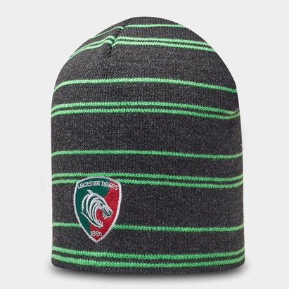 Kukri Leicester Tigers 2019/20 Rugby Beanie Hat