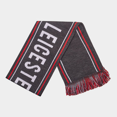Kukri Leicester Tigers 2019/20 Supporters Rugby Scarf
