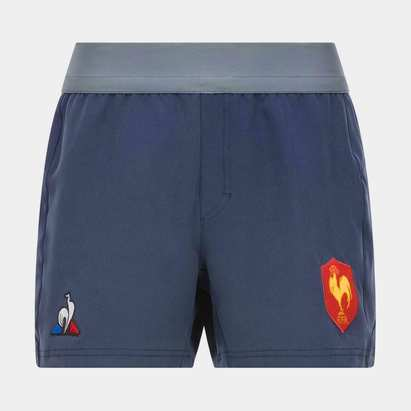 Le Coq Sportif France 2019/20 Players Rugby Training Shorts