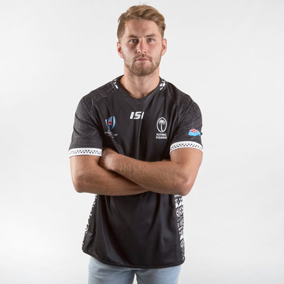 ISC Fiji RWC 2019 Alternate S/S Shirt