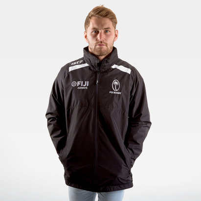 ISC Fiji 2019/20 Players Wet Weather Rugby Jacket