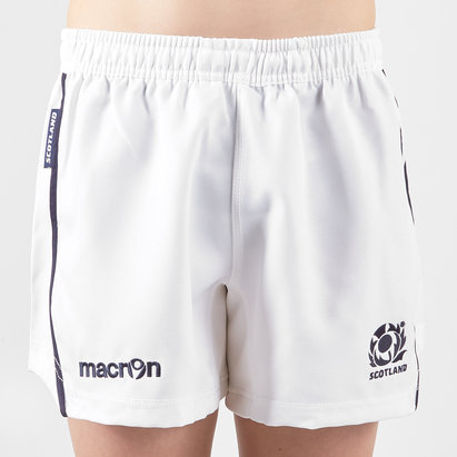 Macron Scotland Shorts Childrens