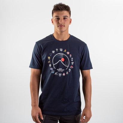 RWC 2019 Twenty Nations Mount Fuji T-Shirt