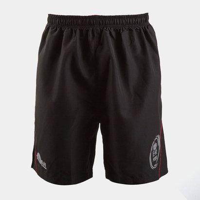 Samurai Army Gym Shorts Mens