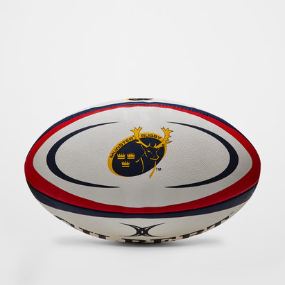 Gilbert Munster Official Replica Rugby Ball