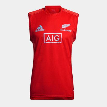 adidas New Zealand All Blacks Singlet Mens